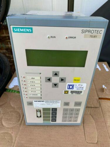 Siemens Siprotec 7SJ61