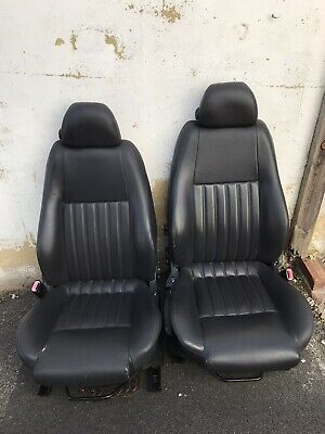 Alfa Romeo 147 Leather Seats Black Kit Car Camper VW Transporter
