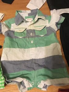 Boy clothes 3-6m some new. Prince George British Columbia image 5