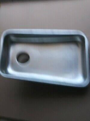 Hobart 12 Stainless Steel Meat Grinder Tray