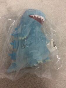 Loot Crate Exclusive Godzilla Plush