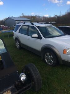 2008 ford freestyle