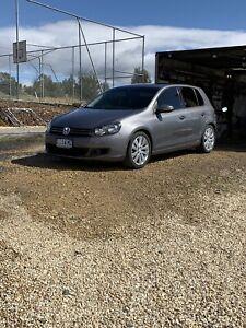 2009 Volkswagen Golf 118 Tsi Comfortline 6 Sp Manual 5d Hatchback