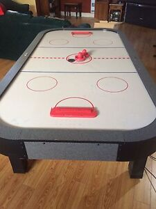 Dufferin Games Air Hockey Game BEST OFFER!