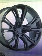 """20"""" inch spyder monkey wheels Jeep Grand Cherokee SRT rims Rockdale Rockdale Area Preview"""