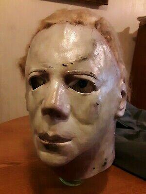 Trick Or Treat Studios H2 Michael Myers Mask Overhaul