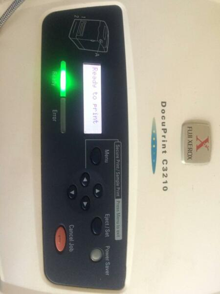 Xerox 3210, C3300 - Colour Network Laser Printer with Duplex