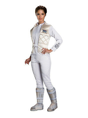 Star Wars - Classic Princess Leia Hoth Suit - Adult Costume  - Hoth Costume