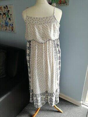Next Dress children's age 11. Very comfy dress to wear.