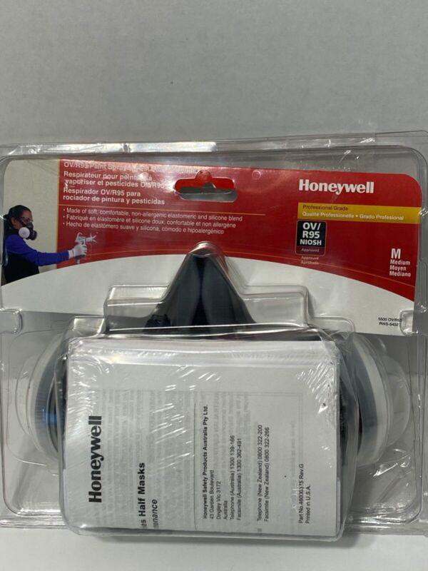 Honeywell OV/R95 Reusable Paint Spray & Pesticide RWS-54027-MED