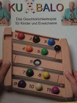 Therapiespiel Gesellschaftsspiel für Jung und Alt KuXbalo ()