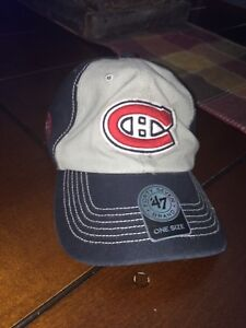 NHL Montreal Hat Bought In Montreal!!