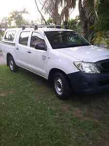 Toyota hilux 2wd dual cab North Mackay Mackay City Preview