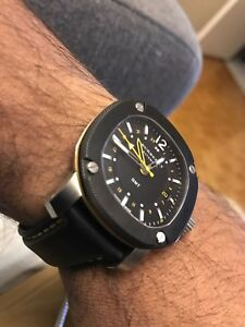 Burberry Automatic GMT Dual time Watch