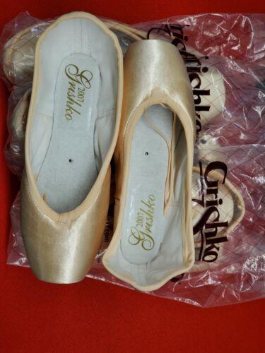 "GRISHKO "" 2007 "" Pointe Shoes SALE"
