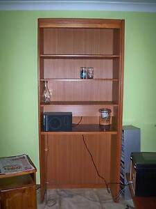 Two bookcases Wyoming Gosford Area Preview