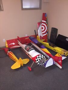 Complete radio controlled aircraft operations for sale