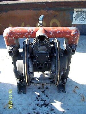 Versa-matic 1 Aluminum Double Diaphragm Pump P88-300