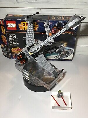 LEGO 75050 LEGO Star Wars B-wing With Box And Minifigure