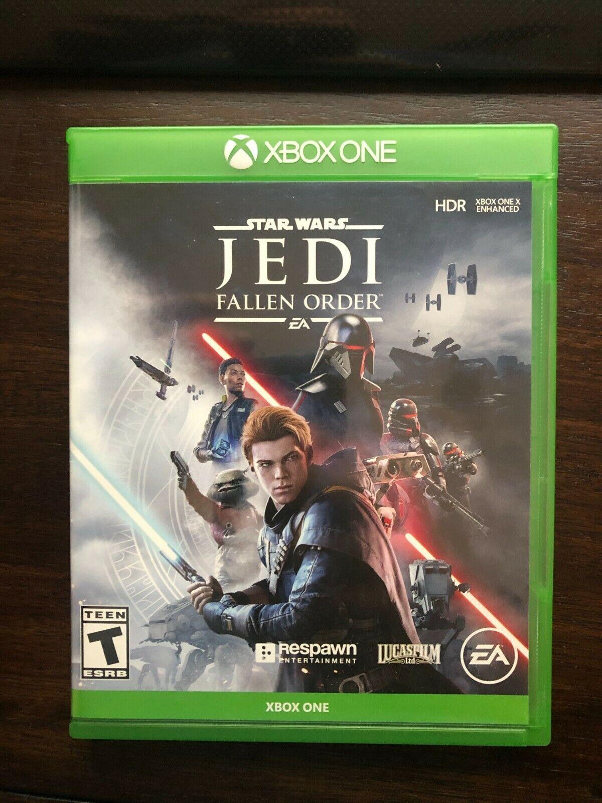 Star Wars Jedi Fallen Order - Microsoft Xbox One - $7.00