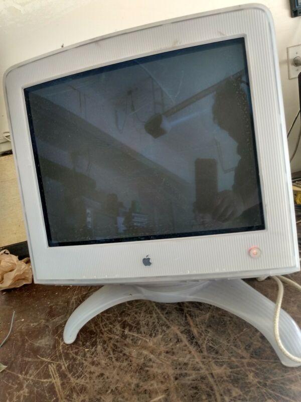 """vintage studio display 17"""" display M6496"""