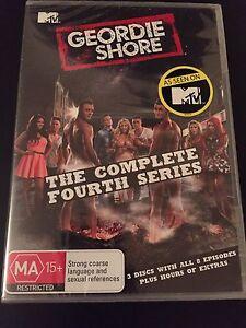 DVD - Geordie Shore Season 4 - Brand New Balwyn Boroondara Area Preview