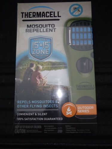 ThermaCELL New MR-GJ Mosquito Repellent Green Full Kit  - FR