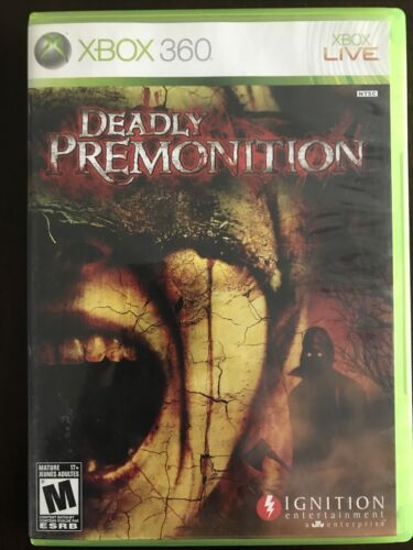 Deadly Premonition Microsoft Xbox 360, 2010 CIB  - $35.99