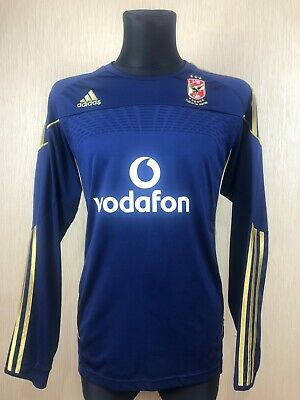 AL AHLY 2010/2011 AWAY FOOTBALL SOCCER SHIRT JERSEY ADIDAS FORMOTION SIZE XXL image