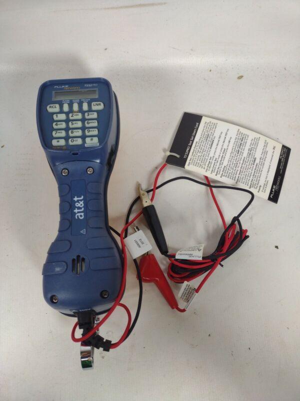 Fluke Networks TS52 PRO Telephone Test kit NEW NO BOX