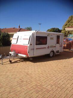 Jayco pop-top caravan Safety Bay Rockingham Area Preview