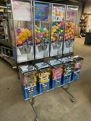 Northwestern Vending Quarters Bulk Candy Prize Kids Toys Dispensers Wproduct