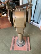 1942 USS Cable ARS-19 Ships Engine Order Telegraph