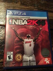 NBA 2K 14, PS4