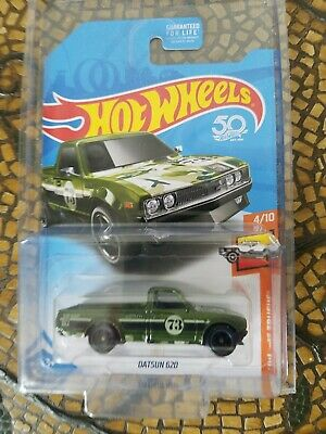 2018 Hot Wheels Super Treasure Hunt Datsun 620