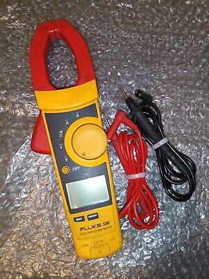 Fluke 336 True Rms Clamp Multimeter