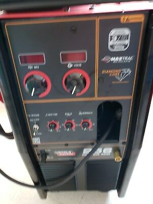 Lincoln Electric 256 Power Mig Welder K3068-1 208230160