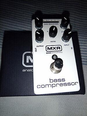 Dunlop MXR M87 Bass Compressor