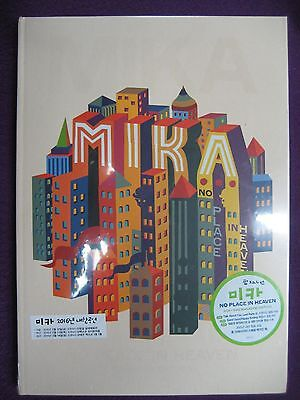 Mika / No Place In Heaven (2 CD + DVD MAGAZINE EDITION) NEW SEALED