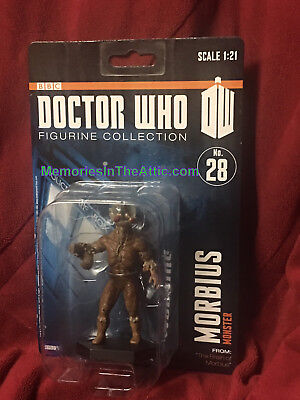BBC Doctor Who Morbius Monster #28 Action 5