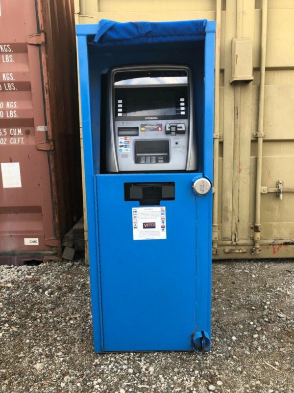 HALO 2 ATM Outdoor Enclosure - Double Hasp Locking Front Door