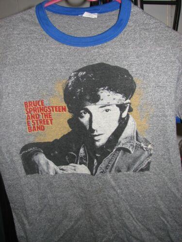 BRUCE SPRINGSTEEN 1984-85 Born/USA World Tour vintage licensed concert shirt MD