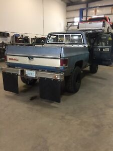 1980 gmc k15 short box 4x4 (sale pending)