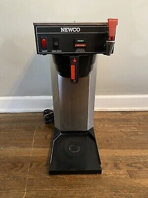 Newco Ace-ap Airpot Coffee Brewer 2