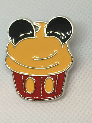 Disney Pin - Character Cupcakes - Mickey Mouse  - Additional pins SHIP FREE (Disney Cupcakes)