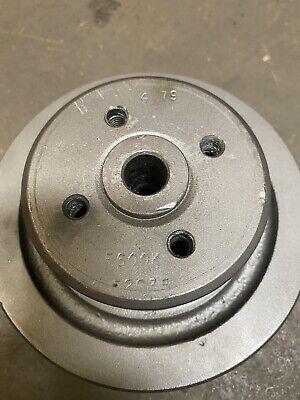 Continental Engine 2 Belt Pulley Casting F40k-456 F600k 52035 Cat Fork Lift