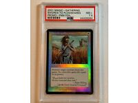 DCI Swords to Plowshares Light Play Foil English Magic Card Promotional Cards