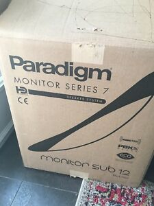 Paradigm Monitor 12 Subwoofer