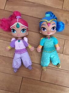 Talking Shimmer and Shine