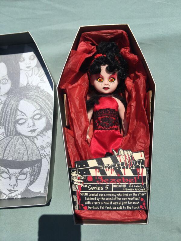 Mezco Living Dead Dolls - Series 5 - Jezebel - LDD